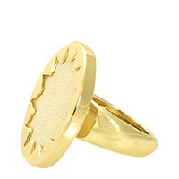 House of Harlow 1960 Jewelry Medium Sunburst Ring
