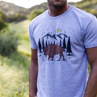 Buffalo Tee Color