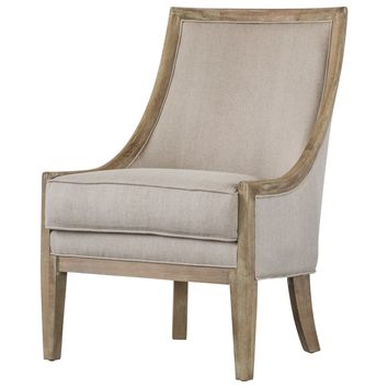 Taylor Accent Chair Light Sand