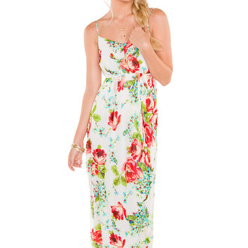 Apple Maxi Dress
