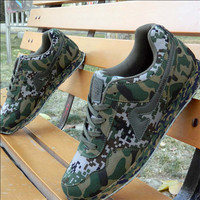 Camouflage Unique Casual Running Shoes Unisex Sneakers