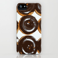 Donut iPhone & iPod Case by Kelly Sweet