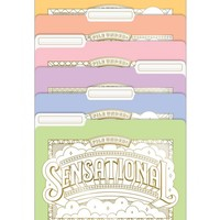 File Under Fantastic File Folders - Set of 6