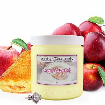 Apple Strudel | Single Jewelry Sugar Scrub®