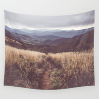 Bieszczady Mountains Wall Tapestry by EwKaPhoto | Society6