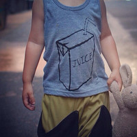 Juice Box Tank Top