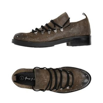 GEORGE J. LOVE Laced shoes - Footwear D | YOOX.COM