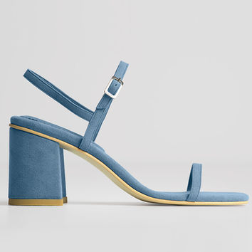 RAFA 'Simple' Sandal Azur - Koshka