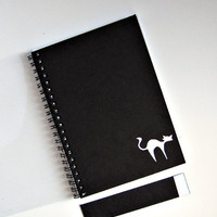 Planner with bookmark. Free shipping (USA/Canada).