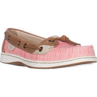 Sperry Top-Sider Dunefish Boat Shoes, Coral, 6.5 US / 37 EU