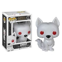 Game of Thrones Ghost Pop! Vinyl Figure