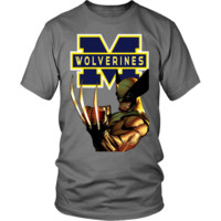 The Ultimate Michigan Wolverines Fans Mens T-Shirt