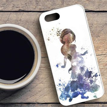 Princess Jasmine Aladdin Art Print iPhone 5/5S Case | casefantasy