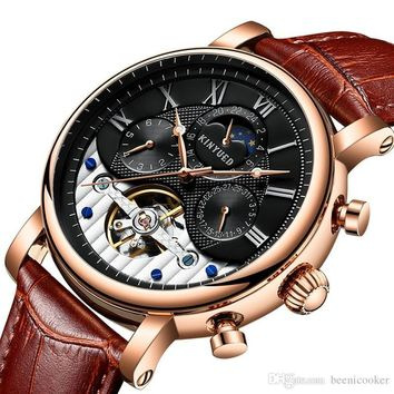 Moon Phase Classic Perpetual Calendar
