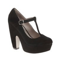 Shellys London Klimsa T-Bar Platform Shoes