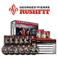 Rushfit Georges St-Pierre 8 Week Ultimate Home Training Program | deviazon.com