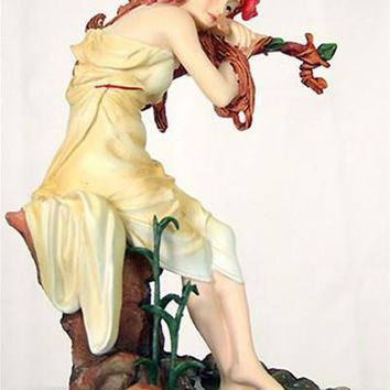 Summer Maiden from Four Seasons by Mucha 8H - MUC05