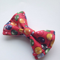 Marbles on red bow tie, Doctor Who Baby, Bow Tie, Bow Ties Toddler, Newborn Bow Tie, Doctor Who, Bowtie, Boys Bow Tie