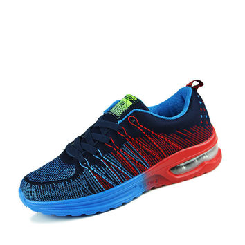 Hot Deal On Sale Permeable Knit Casual Jogging Shoes = 4887392516
