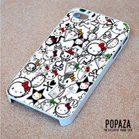 Tokidoki For Hello Kitty iPhone 4 | 4S Case Cover