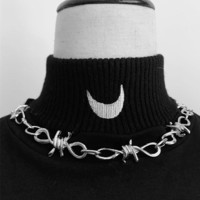 Barbed Wire Choker