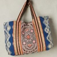 Kauai Tote by Anthropologie Denim One Size Bags
