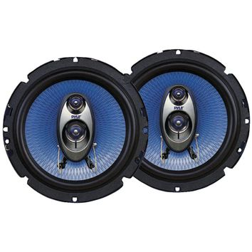 "Pyle Pro Blue Label Speakers (6.5"" 3 Way)"