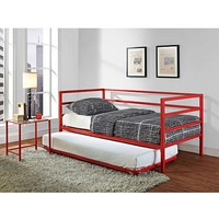 Walmart: Parsons Daybed with Trundle, Red