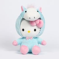 "Hello Kitty 8"" Hooded Plush: Pony"