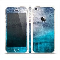 The Abstract Oil Painting Skin Set for the Apple iPhone 5s
