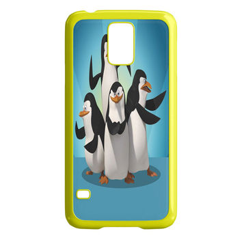 The Penguins of Madagascar All Characters Samsung Galaxy S5 Case