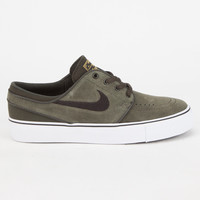 Nike Sb Stefan Janoski Boys Shoes Forest  In Sizes
