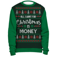 All I Want for Christmas is Money