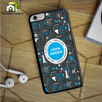 The Fault in Our Stars Custom iPhone 6S Plus case by Avallen