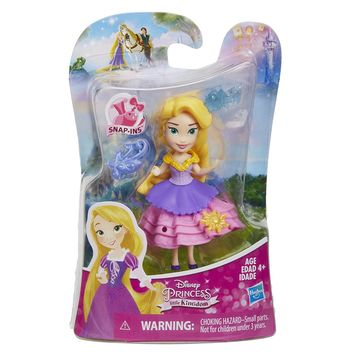 Rapunzel Disney Princess Little Kingdom Small Doll