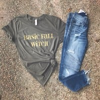 Basic Fall Witch