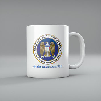 The NSA Spying On You Since 1952 Mug