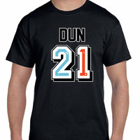 Twenty One Pilots Josh Dun Jersey Mens T Shirt