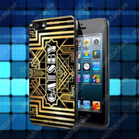Great Gatsby Case For iPhone 5, 5S, 5C, 4, 4S and Samsung Galaxy S3, S4