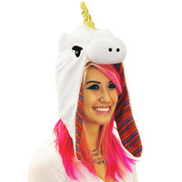 UNICORN PLUSH HAT