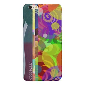 Case Savvy iPhone 6 Plus Glossy Finish Case Glossy iPhone 6 Plus Case