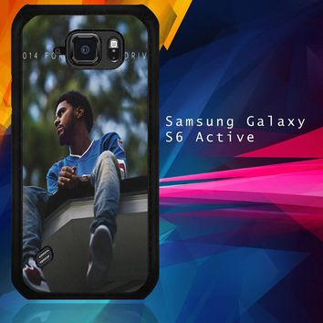 J Cole 2014 Forest Hills Drive  X4742 Samsung Galaxy S6 Active  Case