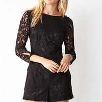 Must-Have Lace Romper