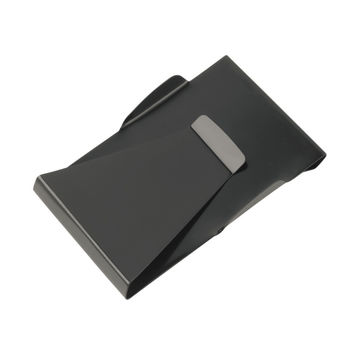 Stainless Steel Money Cash Clip Clamp Credit Card Holder Pocket Wallet Slim worldwide