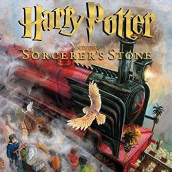 Harry Potter and the Sorcerer's Stone Harry Potter Illustrated Editions