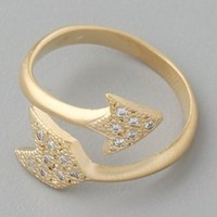 Jacquie Aiche Arrow Ring