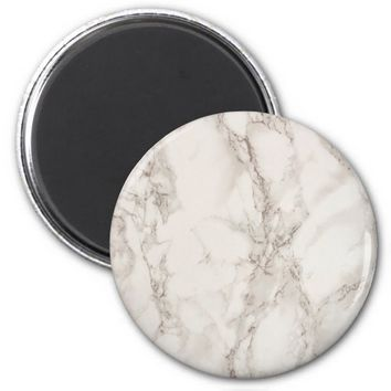 Marble Stone Round Magnet