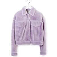 3.1 PHILLIP LIM 3.1.PHILLIP LIM SHEARLING JACKET