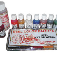 REEL Color Wheel Palette / Clown/ Face Painters / Character / Products / Home - Alcone Corporation