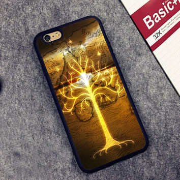 The Lord of the Rings Printed Soft Rubber Phone Cases For iPhone 6 6S Plus 7 7 Plus 5 5S 5C SE 4 4S Back Cover Skin Shell